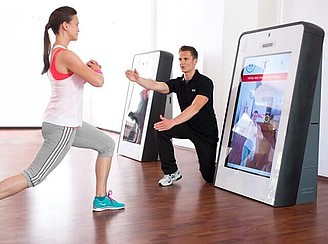MRS.SPORTY PIXFORMANCE SMART TRAINER