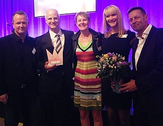 MRS.SPORTY HOLT DAS TRIPLE ALS BESTES FRANCHISE-SYSTEM