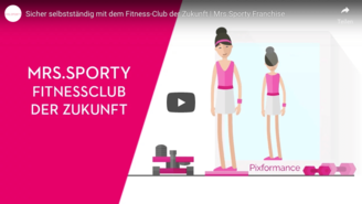 Mrs.Sporty Video Fitnessstudio