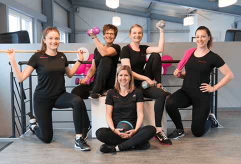 Franchise-Partnerin eröffnet Mrs.Sporty Club