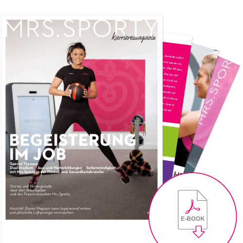 Mrs.Sporty Karriere E-Book